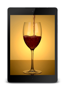 Wine Live Wallpaper - screenshot