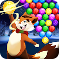 Game Bubble Shooter Christmas Pop apk for kindle fire