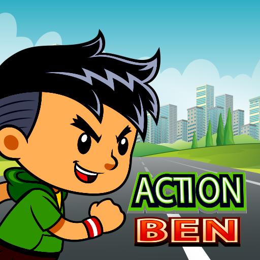 Action Ben Advanture (game)