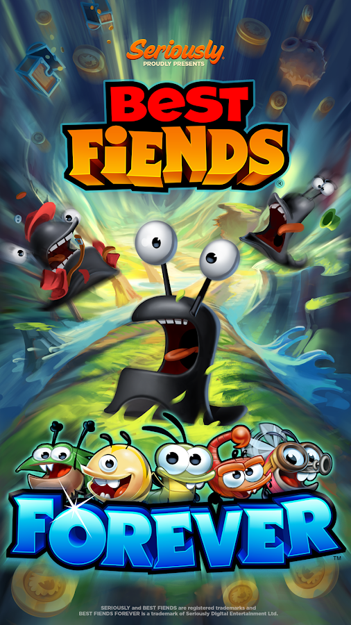 Best Fiends Forever Screenshot 17