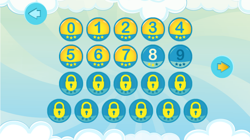 Write Numbers: Tracing 123