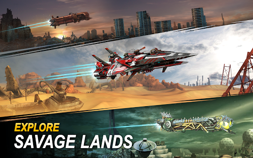 Sandstorm: Pirate Wars - screenshot