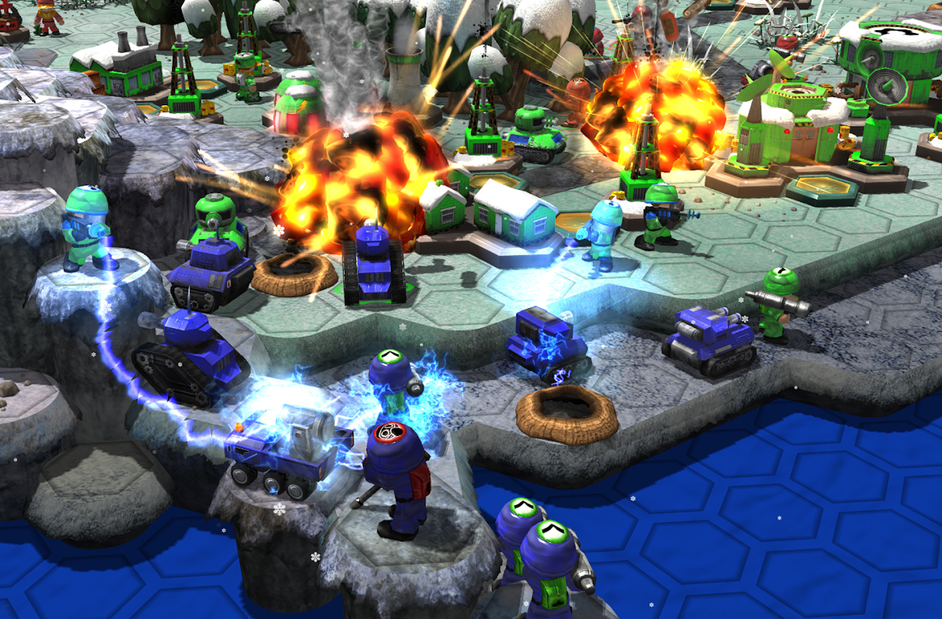Epic Little War Game Screenshot 6