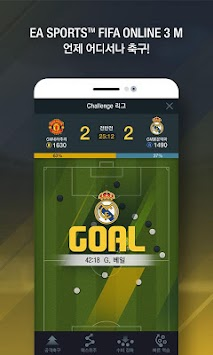 FIFA ONLINE 3 M By EA SPORTS™ APK screenshot thumbnail 5