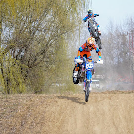Motocross by Parnae Marian - Sports & Fitness Motorsports