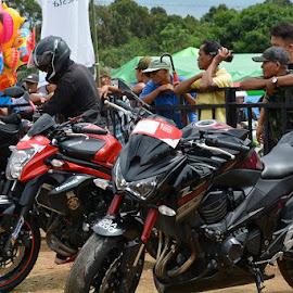 BIG BIKE by Maspaun Bolhasan - Transportation Motorcycles