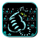 Cheshire Night Cat Keyboard Theme APK