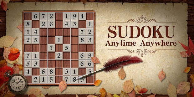 Sudoku Wood: Daily Number Puzzles for Brain