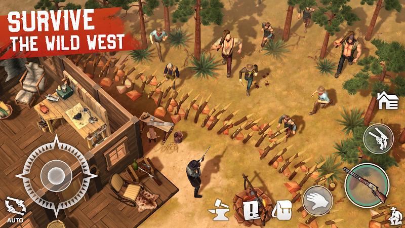 Westland Survival - Be a survivor in the Wild West Screenshot 0