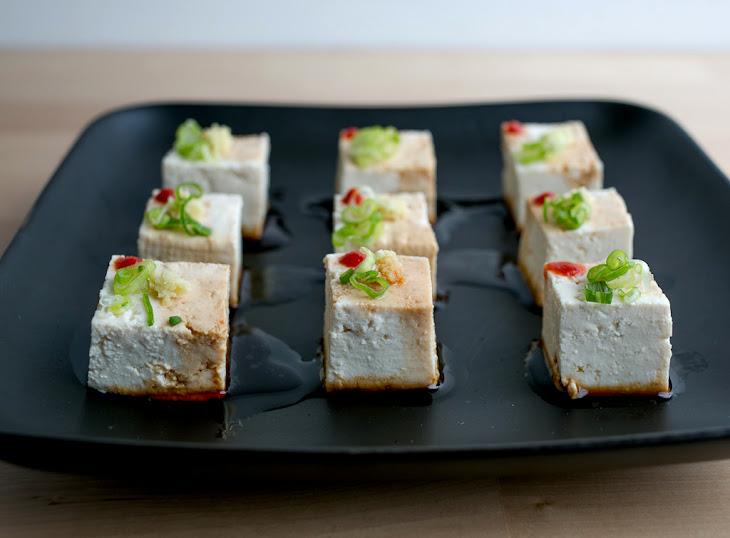 Yakko Tofu Bites Recept | Yummly