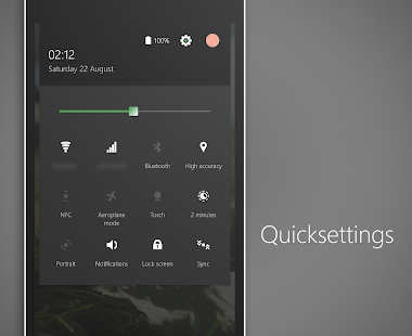 Outray - CM12/13 Theme- screenshot thumbnail