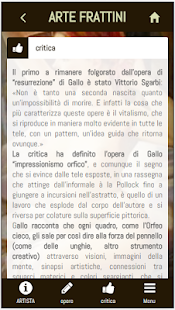 Arte Frattini - screenshot