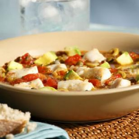 Puerto Rican Fish Stew (Bacalao)