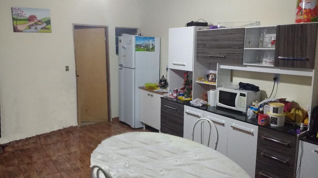 Casa  residencial à venda, Jardim Uruguai, Campinas.