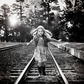 Believe in your Dreams... by Andy Dyso - Babies & Children Child Portraits