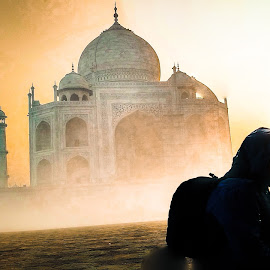 Tajmahal by Ishrar Khan - Buildings & Architecture Architectural Detail