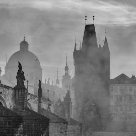Prague  by Robert Grim - City,  Street & Park  Historic Districts ( europe, czech, czech republic, foto, nikon, prague, city )