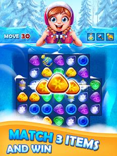 Ice Blast Match