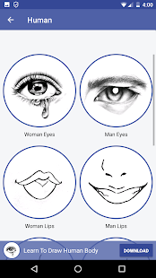 App Drawing The Human Body APK for Windows Phone