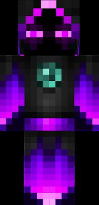 fialovo,modro růžovo,černý enderman
