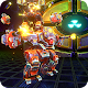 Steel Robot Battle Shooting Mech War