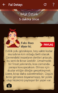 Kaave Falı - Falcı Bacı Screenshot