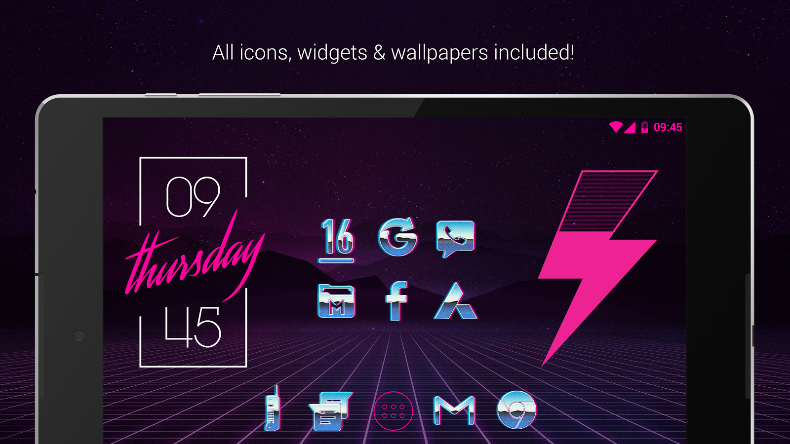 Rad Pack Pro - 80's Theme Screenshot 16