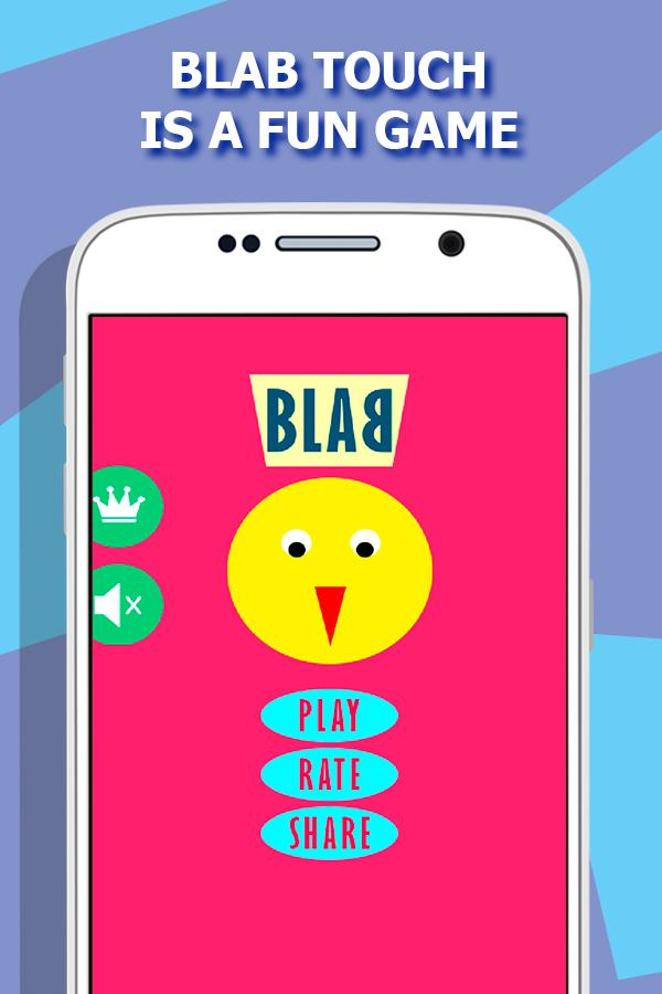 Blab Touch Screenshot