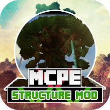Structure Mod For MCPE
