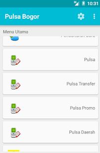 App Jual Pulsa APK for Windows Phone