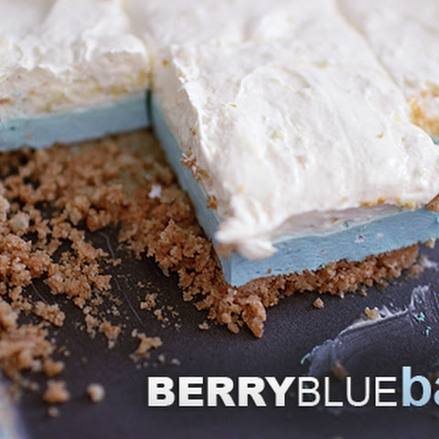 Berry Blue Bars