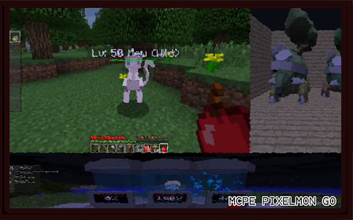 MCPE Go Pixelmon Reference - screenshot