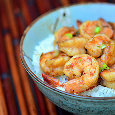 Shrimp in Soy Sauce