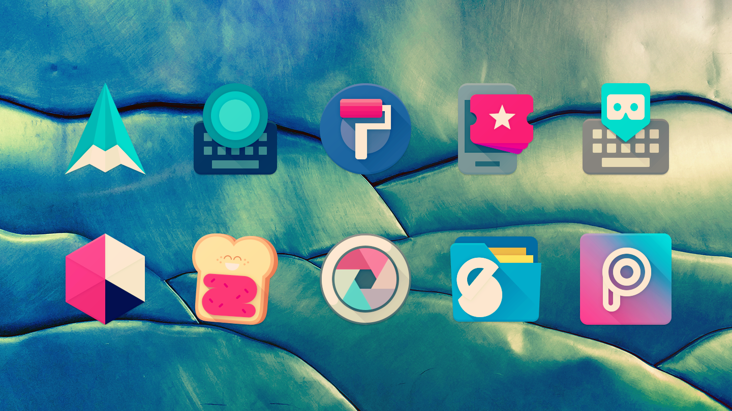 Halo - Free Icon Pack Screenshot 2