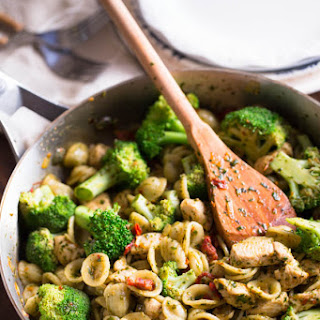 Basil Pesto Chicken Pasta Recipes