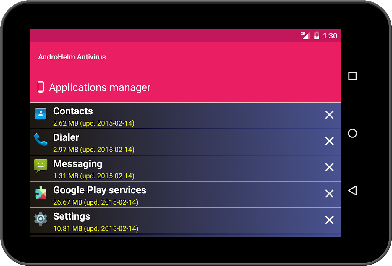AntiVirus Android Security Screenshot 11