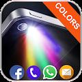 Blinking Color Flash Alert
