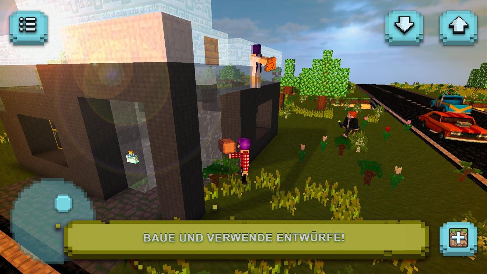 Erbauer Handwerk Haus Gebaude Erforschung Android Spiele Download