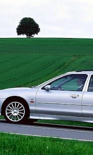 Wallpapers Ford Mondeo ST220 - screenshot