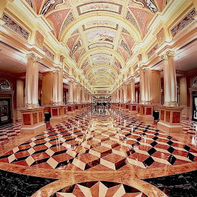 venetian by Narsiskus Tedy - Buildings & Architecture Office Buildings & Hotels