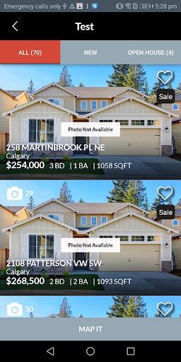 Just Listed Properties screenshot 4