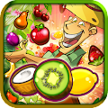 Match 3 - Mr. Fruit 1.0.58 icon