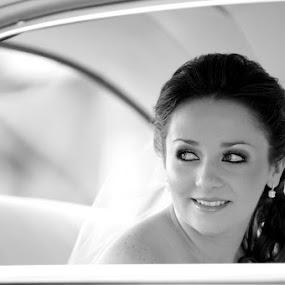 by Luis Cabarrus - Wedding Bride