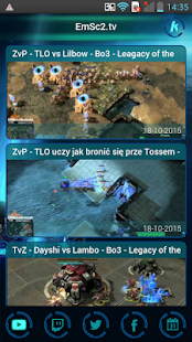 EmSc2Tv - screenshot