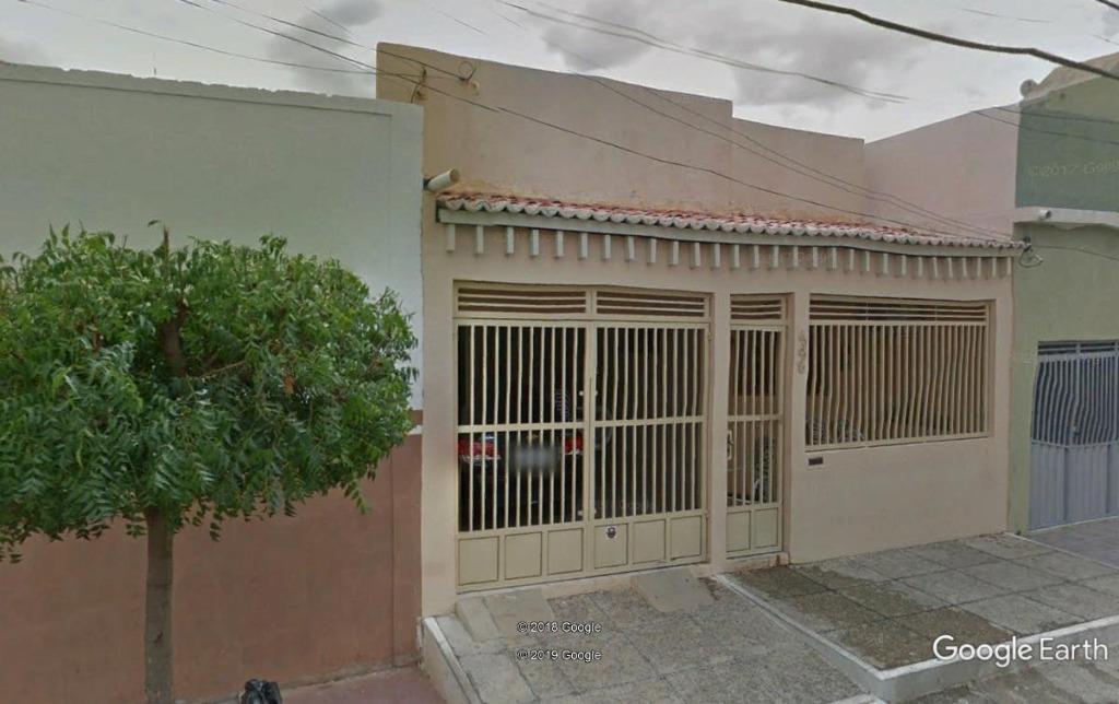 Casa com 3 dormitórios à venda por R$ 370.000,00 - Doze Anos - Mossoró/RN