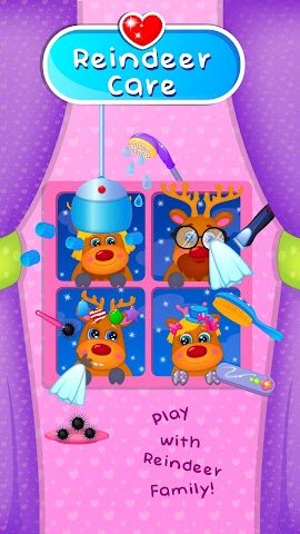 android Lily & Kitty Baby Christmas Screenshot 3