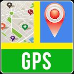 GPS Navigation Place Finder Icon