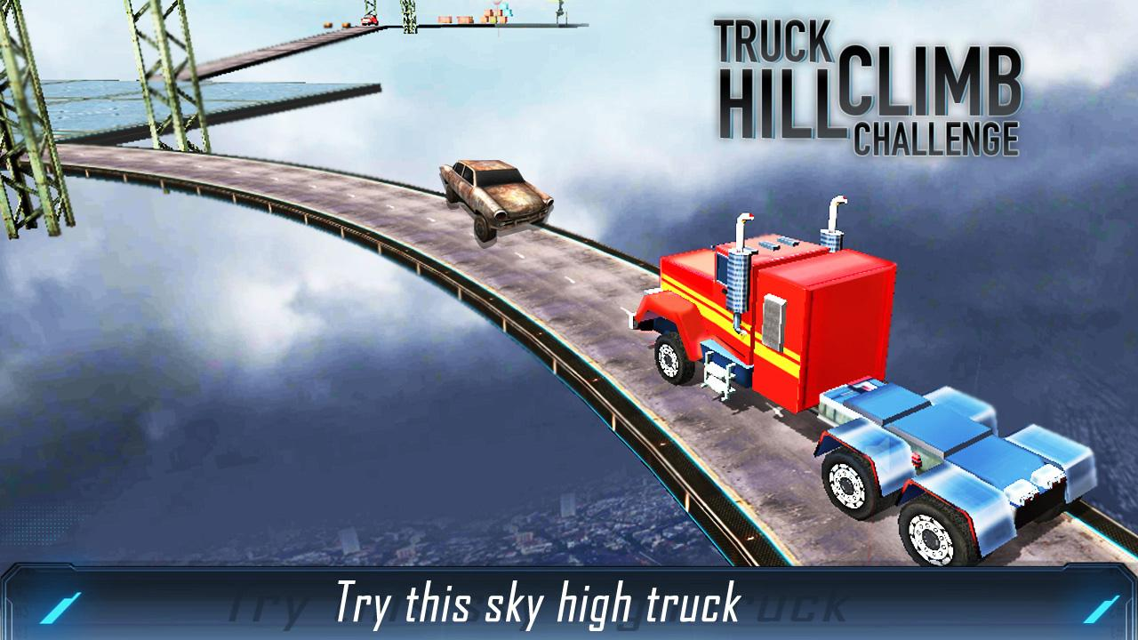 Hill Climb Truck Challenge Screenshot 14