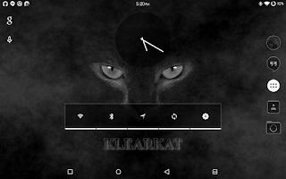 Screenshot of KlearKat Full CM11/12/DU Theme