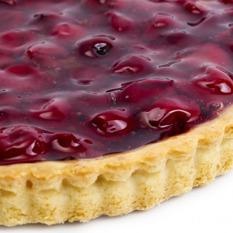Cherry-Banana Pie